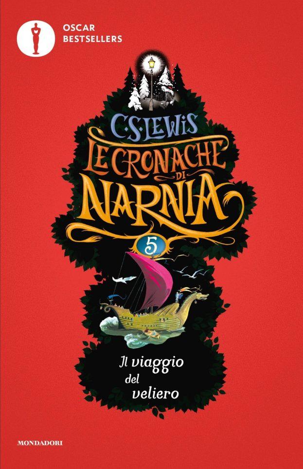 Le Cronache di Narnia -5. Il viaggio del veliero