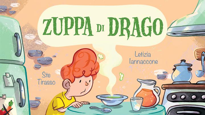 Mangeresti la Zuppa di drago?