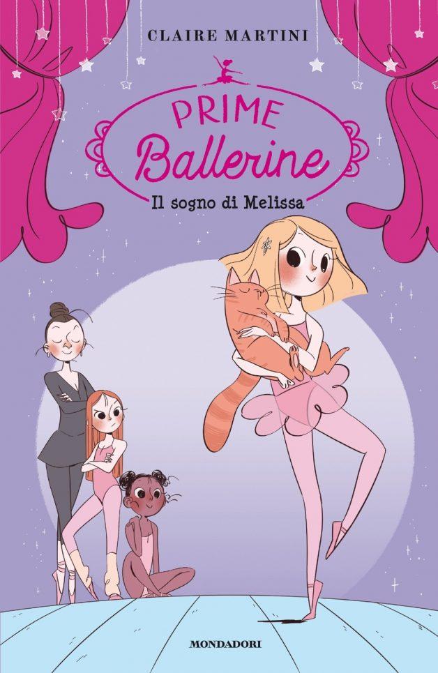 Prime Ballerine - 1. Il sogno di Melissa