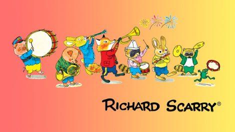 Cent'anni di Richard Scarry!