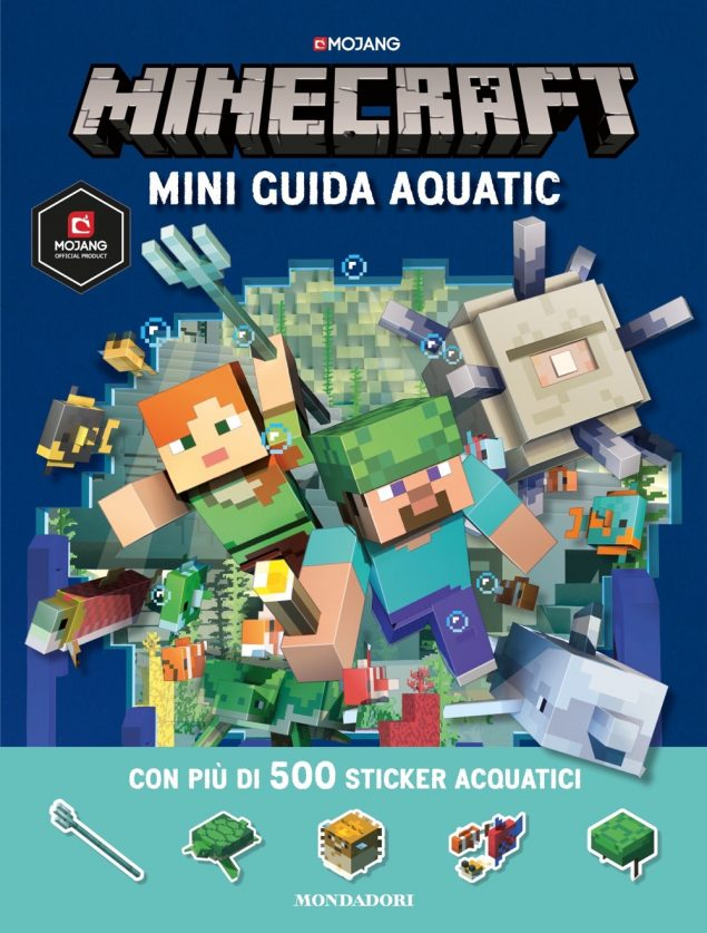 Minecraft - Mini guida Aquatic