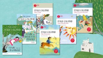 Fiabe italiane di Italo Calvino: sei nuove irresistibili raccolte in edizione Oscar Junior!
