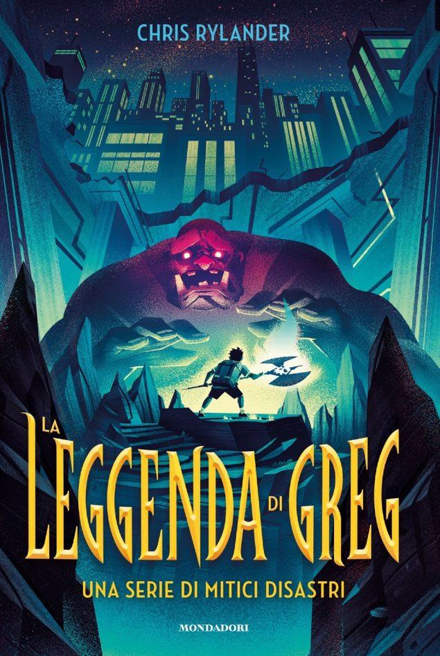 La leggenda di Greg. Una serie di mitici disastri