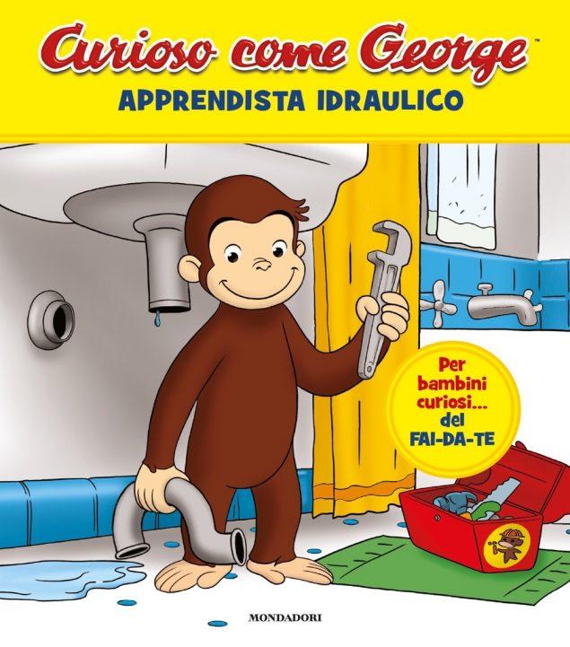 Curioso come George. Apprendista idraulico