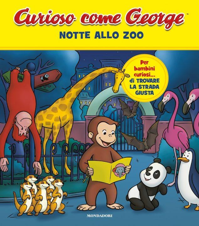 Curioso come George. Notte allo zoo