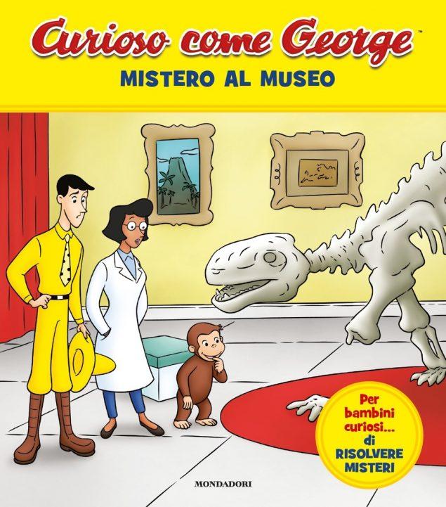 Curioso come George - 9. Mistero al museo