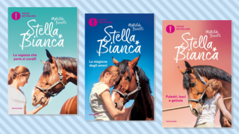 Stella Bianca: la serie di Matilde Bonetti torna in libreria!