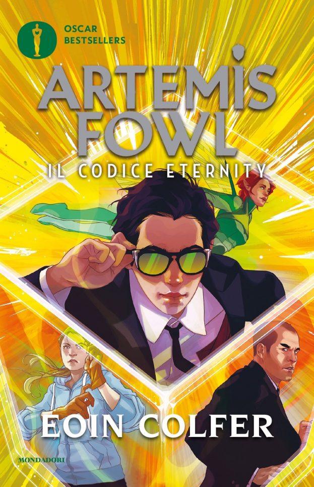 Artemis Fowl - Il codice eternity