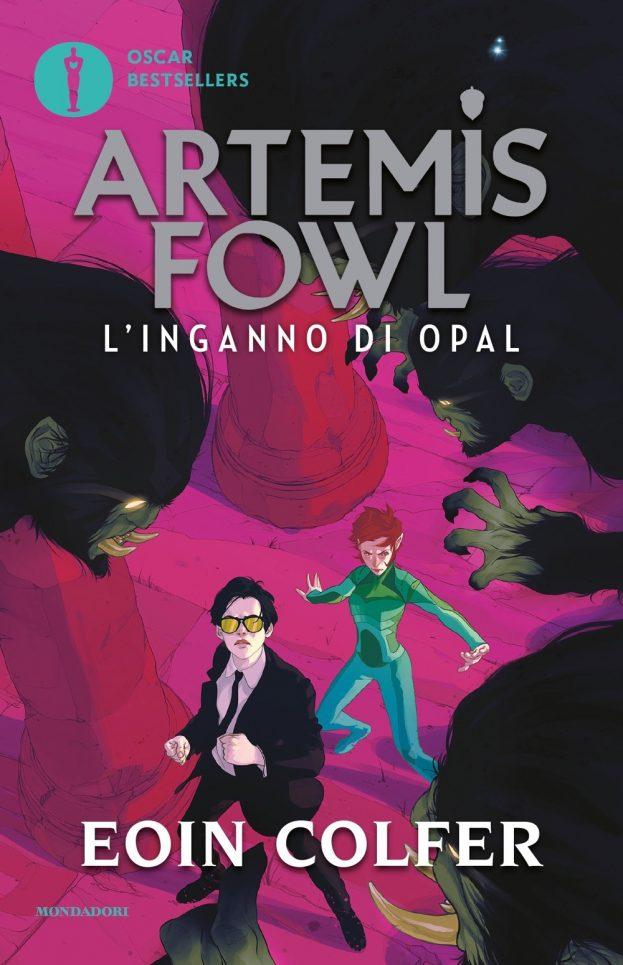 Artemis Fowl - L'inganno di Opal