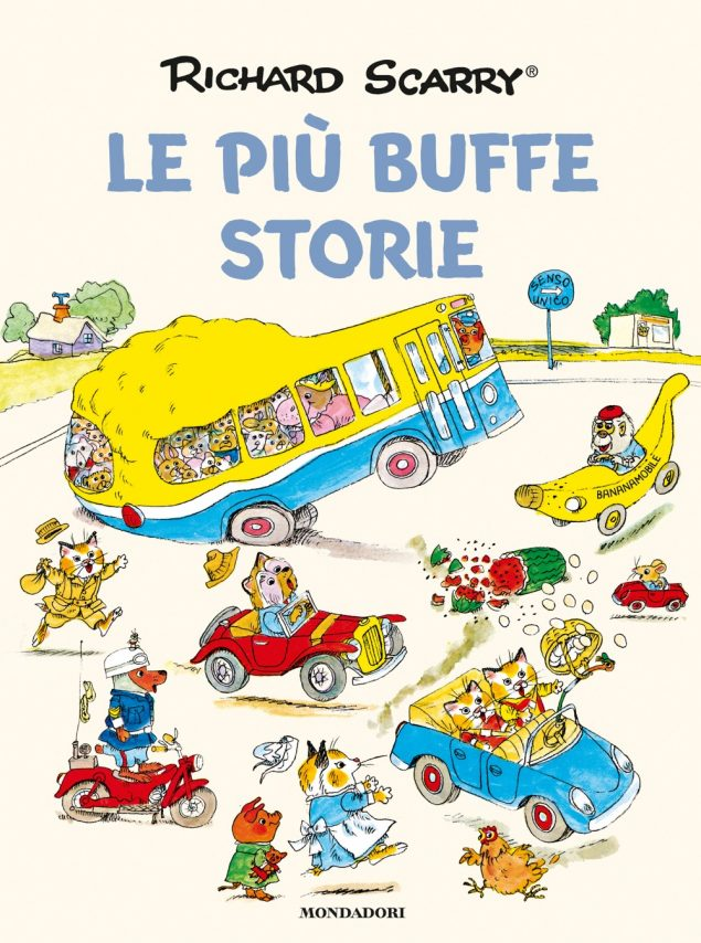 Le più buffe storie di Richard Scarry