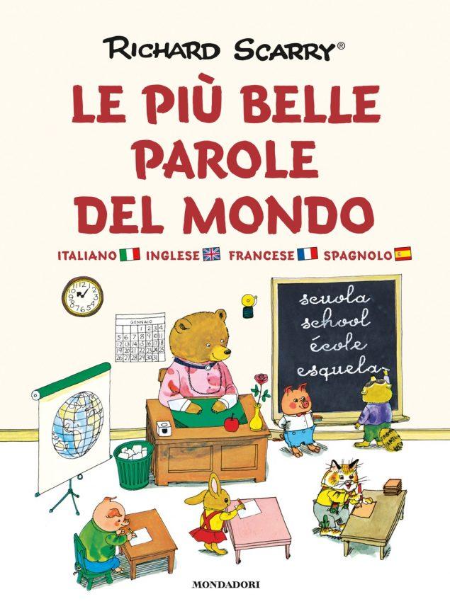 Le parole più belle del mondo: italiano, inglese e francese