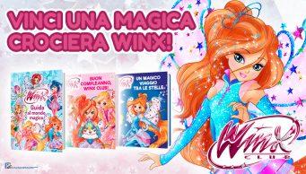 Winx Club: il concorso più magico dell'anno!