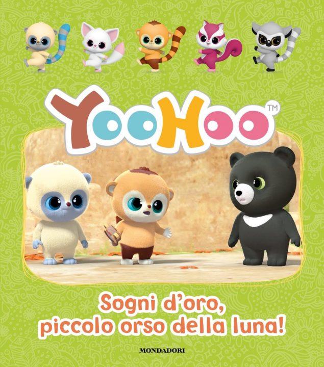 Yoohoo Sogni D Oro Piccolo Orso Della Luna Ragazzi