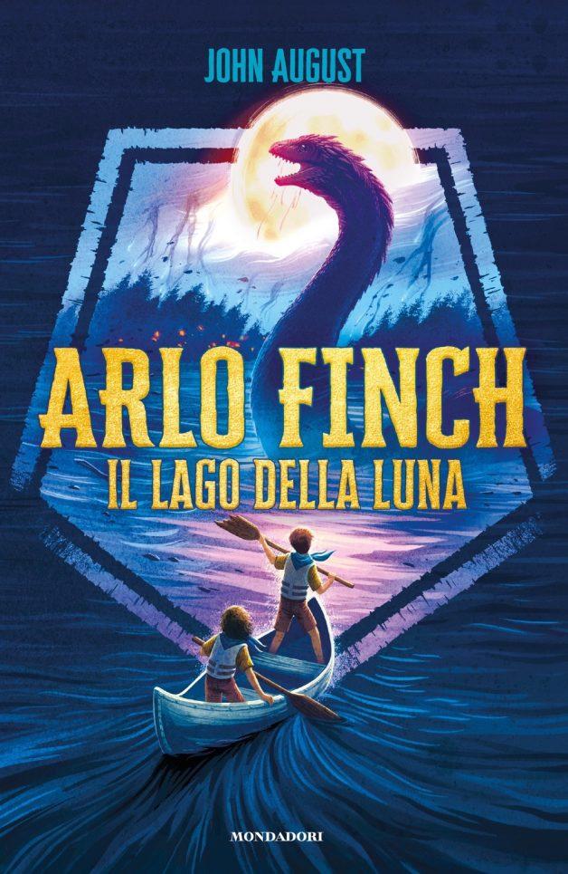 Arlo Finch. Il lago della luna