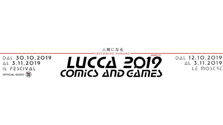 Lucca Comics & Games: i nostri appuntamenti!