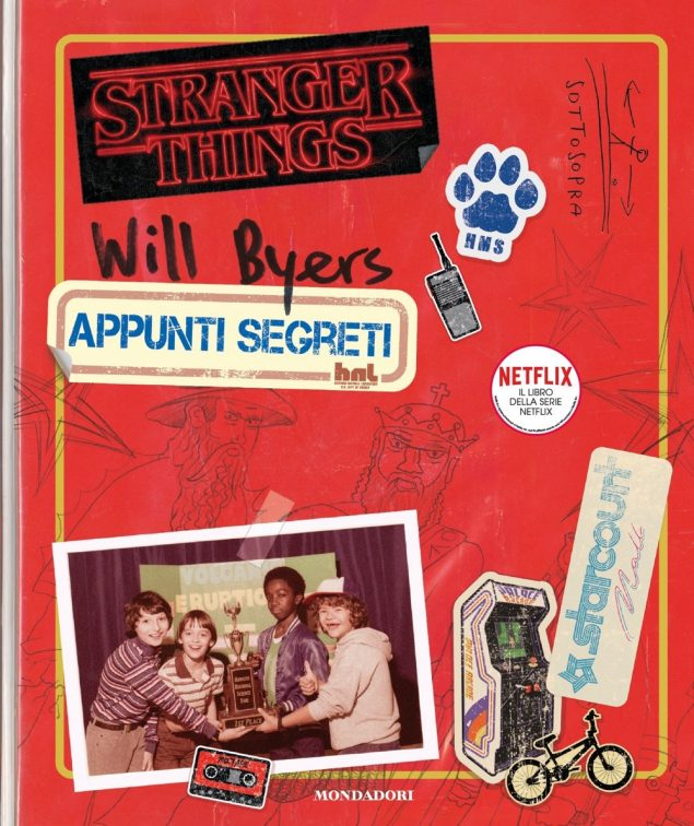 Stranger Things. Gli appunti segreti di Will Byers