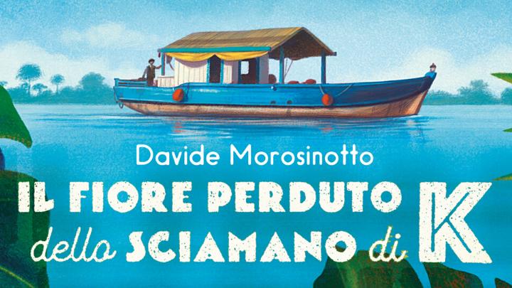Il fiore perduto dello sciamano di K: intervista a Davide Morosinotto