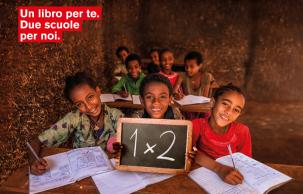 ActionAid e le case editrici del Gruppo Mondadori insieme per il diritto all'istruzione in Etiopia