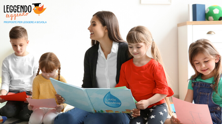 LeggendoLeggendo: proposte per leggere a scuola