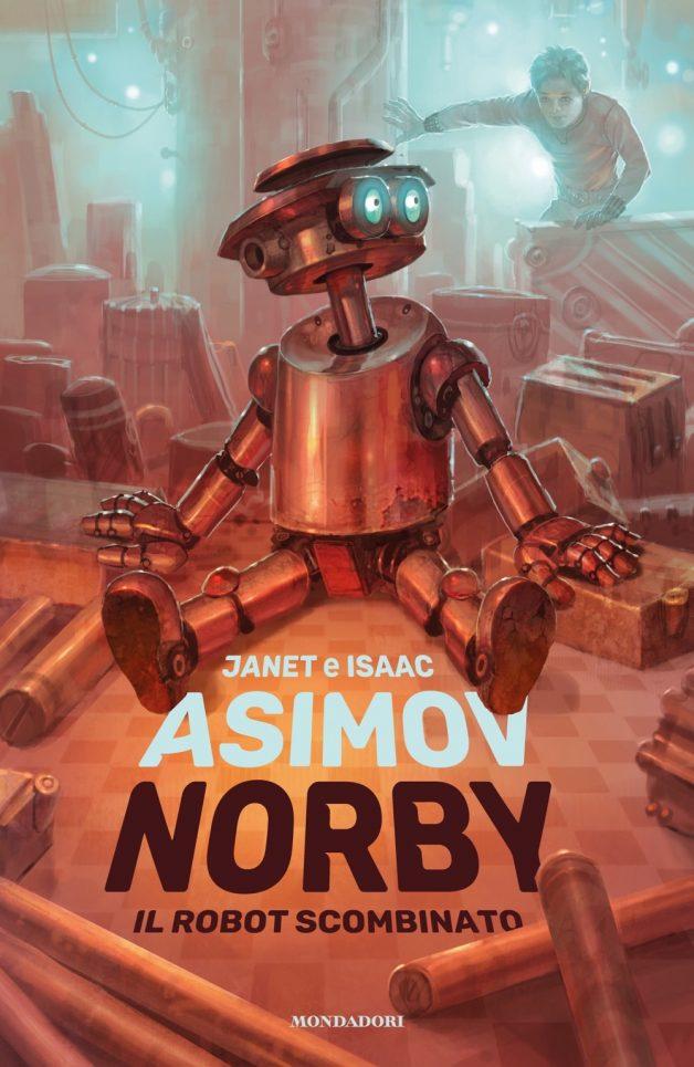 Norby il robot scombinato