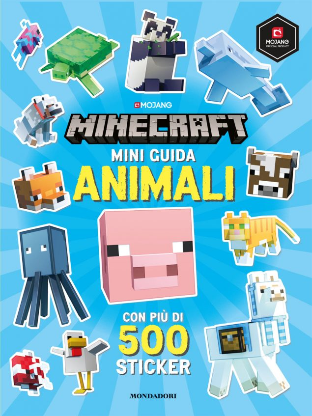 MINECRAFT Mini guida animali