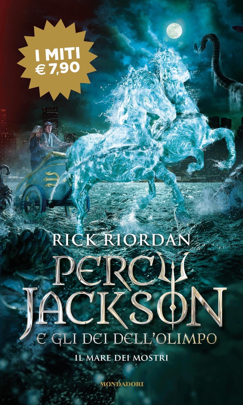 Percy Jackson e gli dei dell'Olimpo - 2. Il mare dei