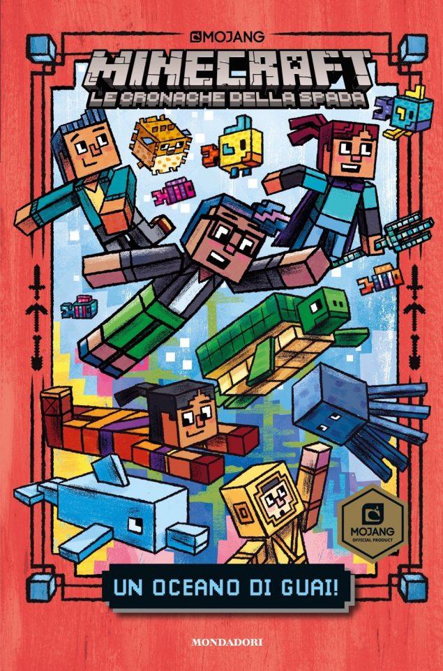 Minecraft. Le cronache della spada - 3. Un oceano di guai!