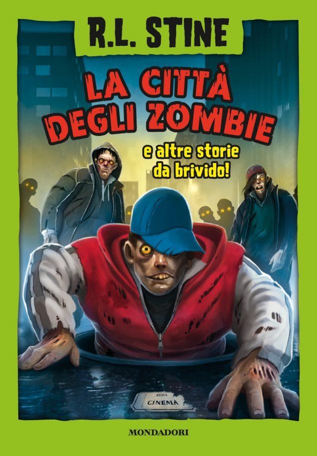 La città degli zombie e altre storie da brivido