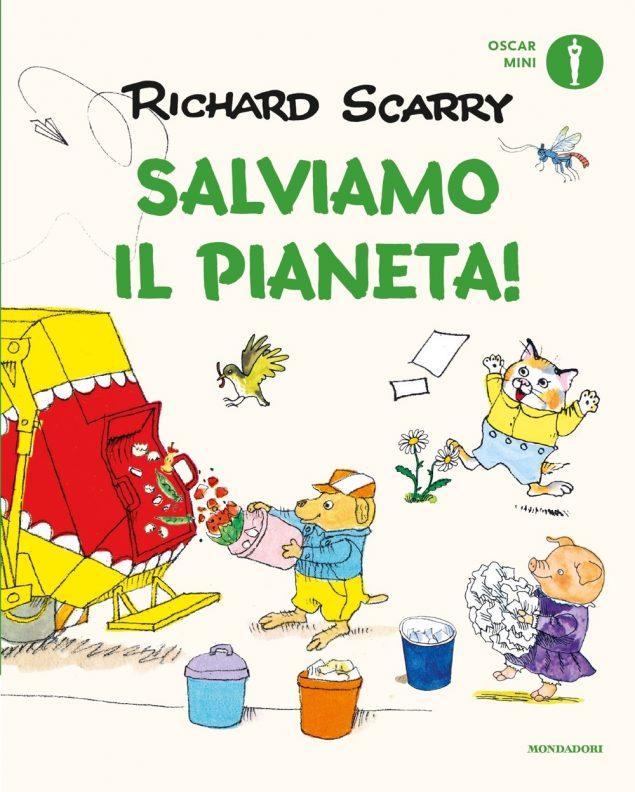 Impara con Scarry. Salviamo il pianeta!