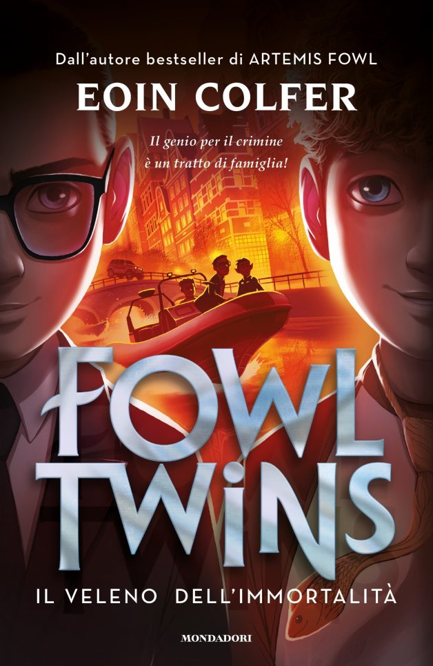 Fowl Twins. Il veleno dell'immortalità