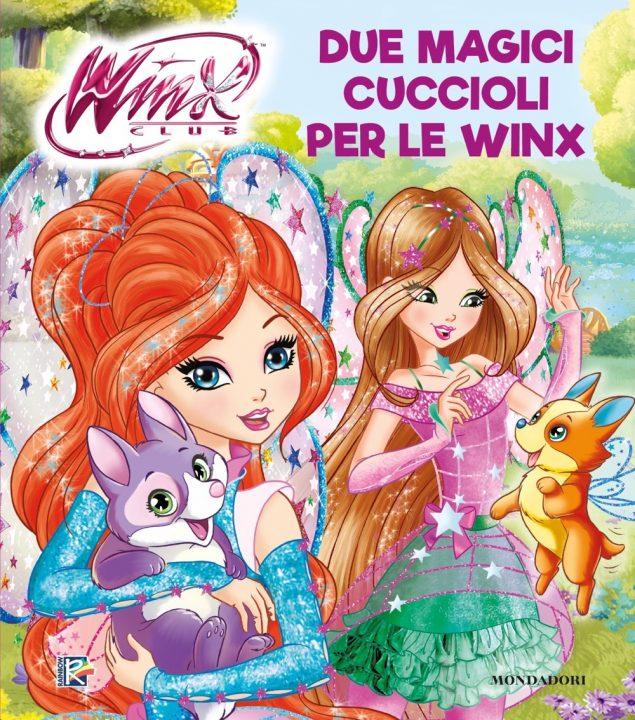 Due magici cuccioli per le Winx