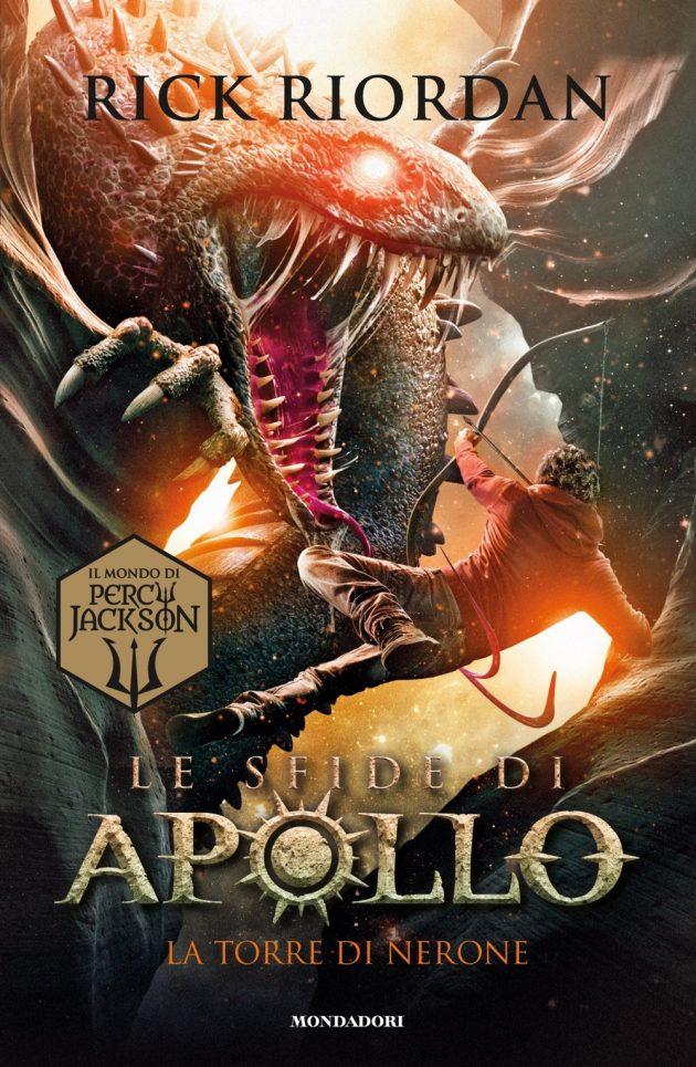 Le sfide di Apollo. La torre di Nerone