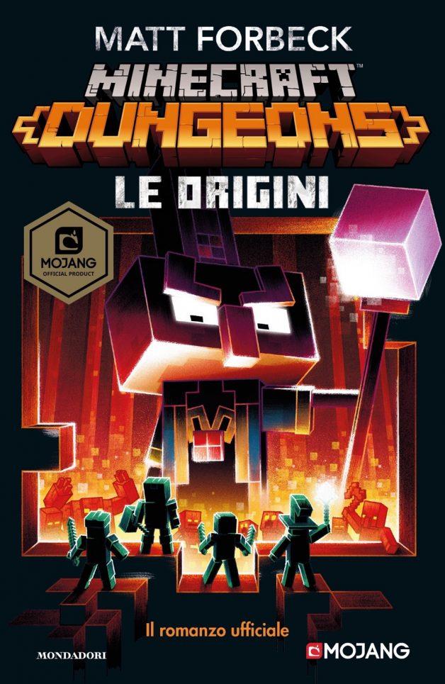 Minecraft Dungeons. Le Origini