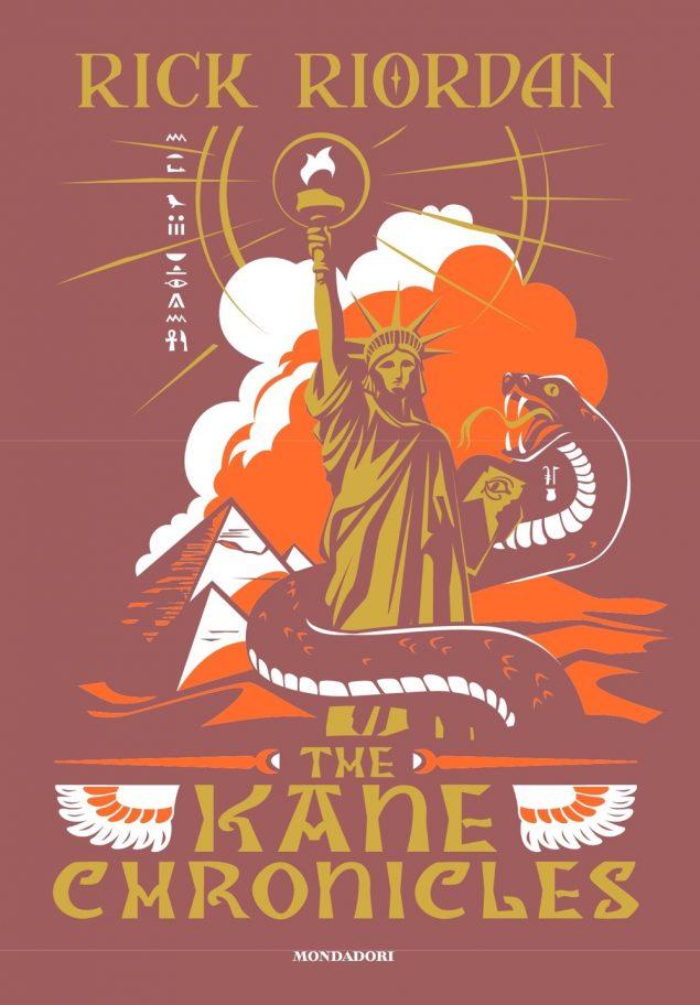 The Kane Chronicles - La saga completa