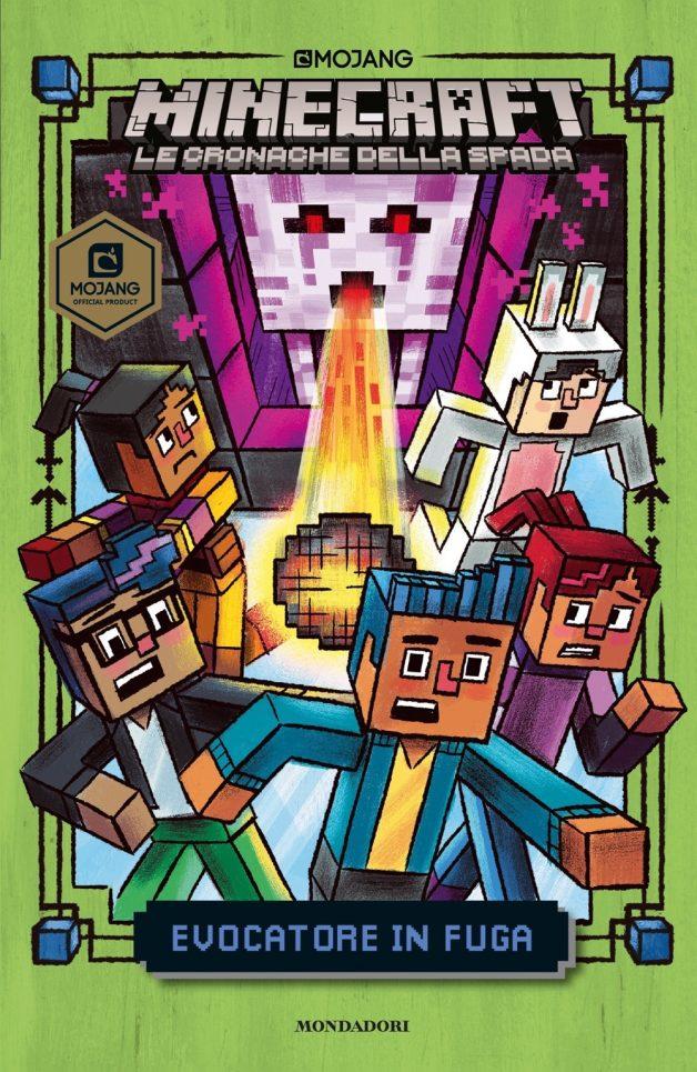 Minecraft. Le cronache della spada - 4. Evocatore in fuga