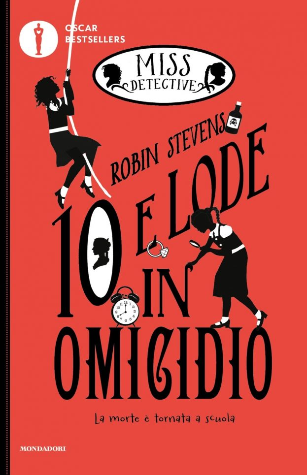 MISS DETECTIVE - 8. 10 e lode in Omicidio