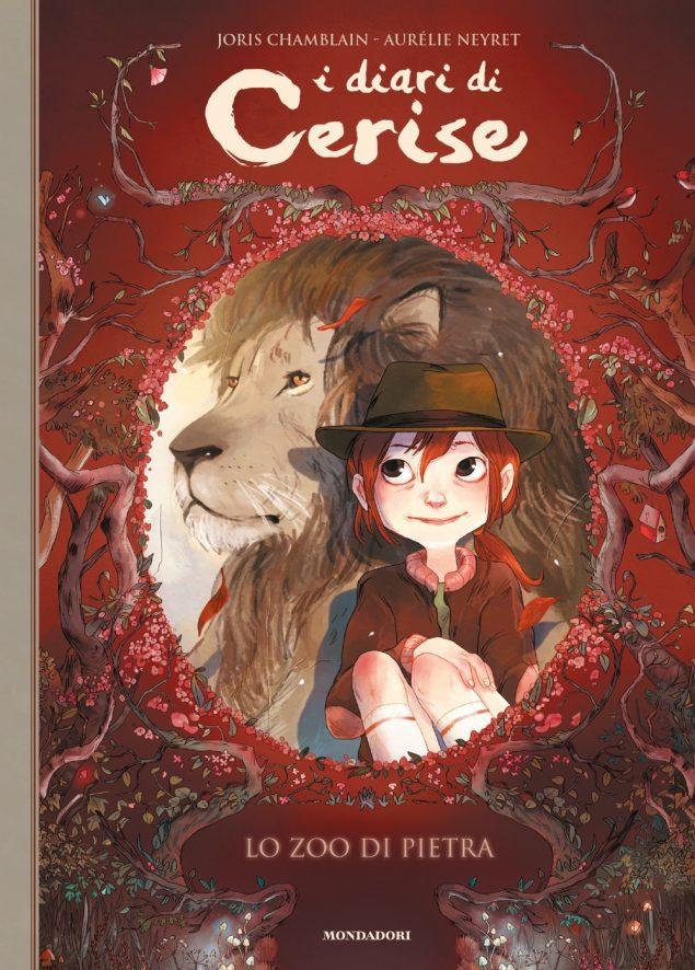 I diari di Cerise. Lo zoo di pietra