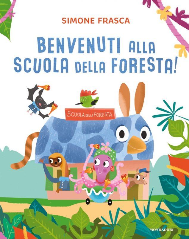Benvenuti alla scuola della foresta!
