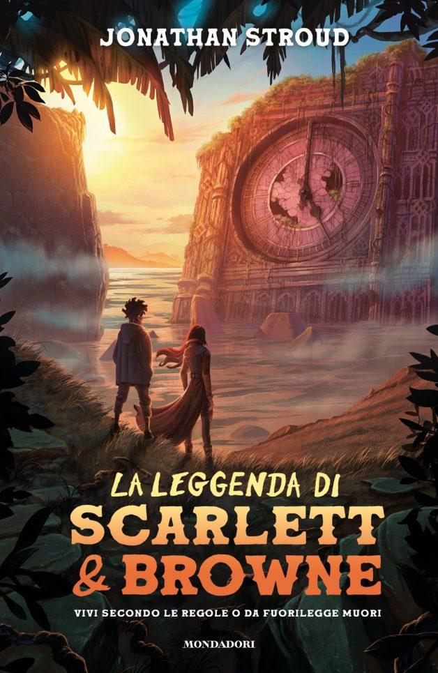 La leggenda di Scarlett e Brown