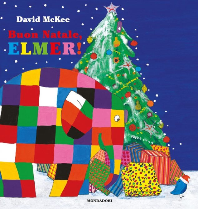 Buon Natale, Elmer!