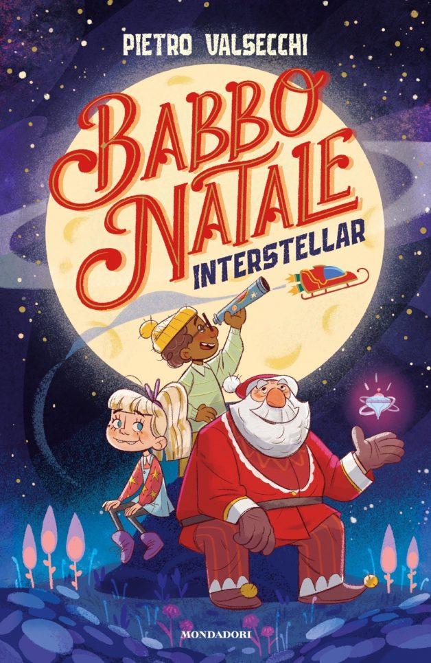 Babbo Natale Interstellar