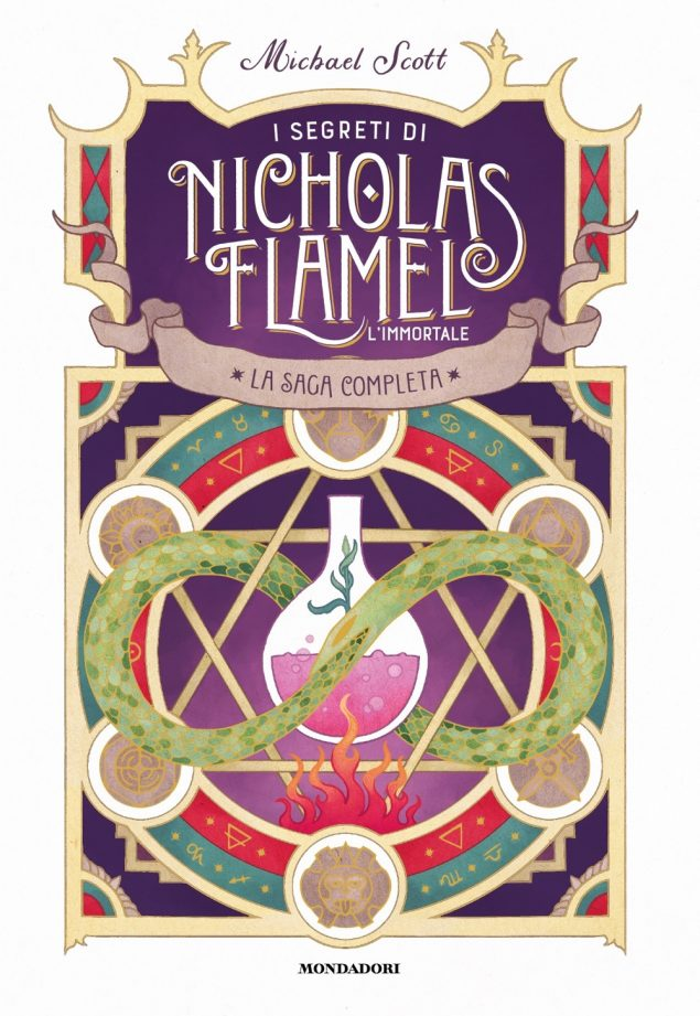 I segreti di Nicholas Flamel, l'immortale. La saga completa
