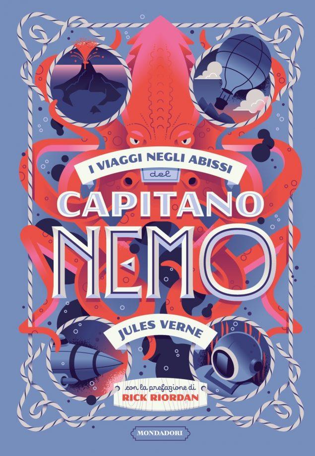 I viaggi negli abissi del Capitano Nemo